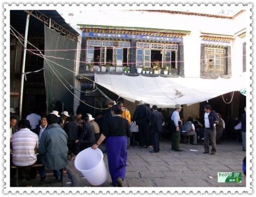 自驾进藏11:拉萨保存最好的古巷——丹杰林巷 - 刘兴亮 - 刘兴亮的IT老巢