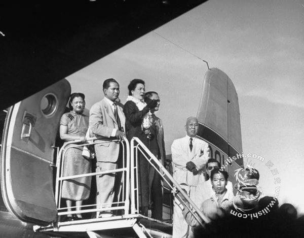 蒋介石夫妇晚年的珍贵影像  - wangfx1211 - wangfx1211的博客
