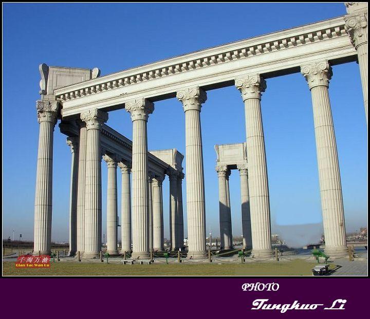 大港的罗马柱(PIC Original) - 千淘万漉 - 千淘万漉 de 花果山