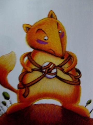 《狐狸爸爸鸭儿子》 - 天线宝宝 - 天线宝宝的博客