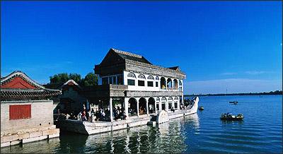 颐和园神秘岛--治镜阁 - 高从杰 - 东方文明之光-备份博客一号
