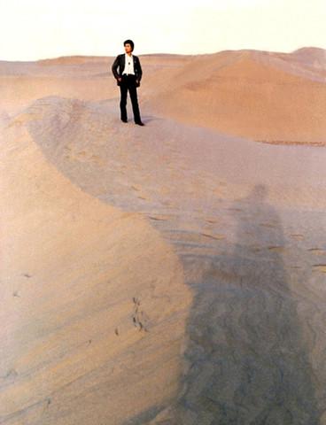 文学原创——大漠迷宫 - 蓝领带 - 蓝领带de博客