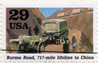 [组图] Ledo Road:丛林中用鲜血铸就的运输线 - 路人@行者 - 路人@行者