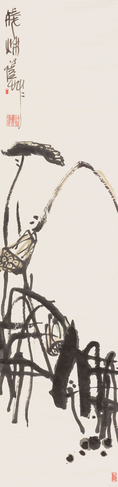 潘公凯 作品欣赏 - 呼吸森林 - 呼吸森林