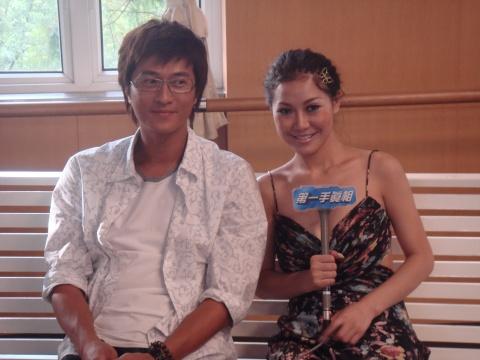 香港亚洲电视台采访COCO实录    第一集  - 艳女郎COCO - 唯舞独尊-艳女郎COCO