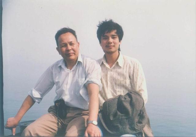 《中国诗人》2007.1发了我许多老照片,贴其中几张 - 杨克 - 杨克博客