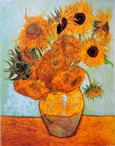 由文森特8226;凡高(Vincent Van Gogh)想到的 - 修亭心迹 - 修亭心迹