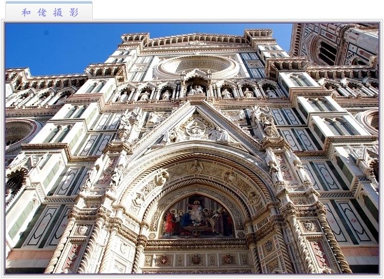 (原创31P)尔立的佛罗伦萨之行 - 风和日丽(和佬)  - 鹿西情结--和佬的博客