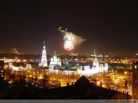 莫斯科之冬【原创摄影】 - 晓风残月 - 龙吟酒肆