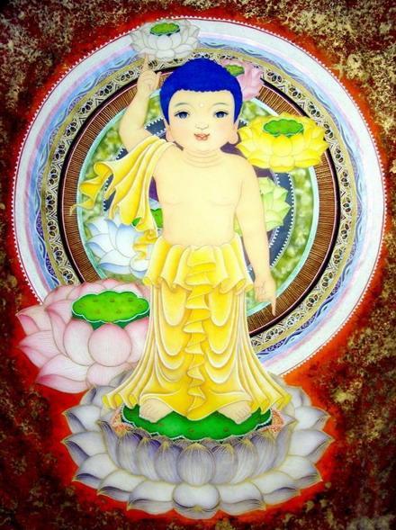 精品佛教音画欣赏(五) - 佛心无限 - .