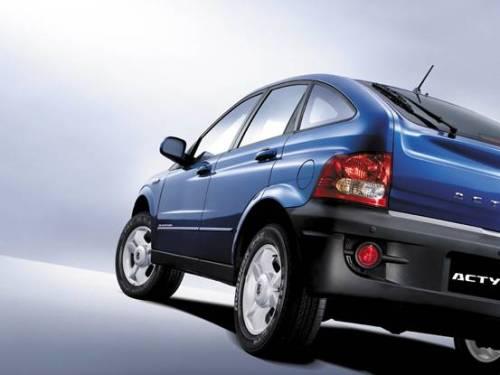开创者与浪尖人的跑车化SUV时代——双龙爱腾宝马X6 - zhangdaxian199 - 大仙的小屋