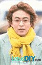 日韩男士秋冬围巾系法图解 - 'Наи ℃ - 'Нαи ℃~Zone
