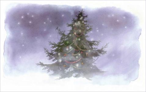 (原)新年的祝福与火柴的天堂 - 绿野仙踪 - 绿野仙踪的博客