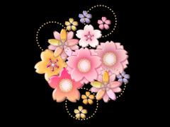 鲜花插画(200像素) - 香儿 - 香儿