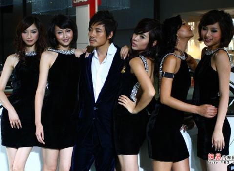 2007广州国际车展 - aieai_com - 爱一爱导航