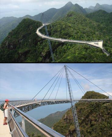 地球上最怪异的10座大桥  - 乘成 - 乘成休闲吧