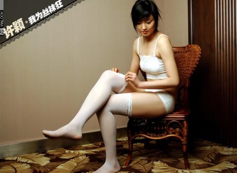 【转载】中国第一丝袜模特 - Jessie - Jessie