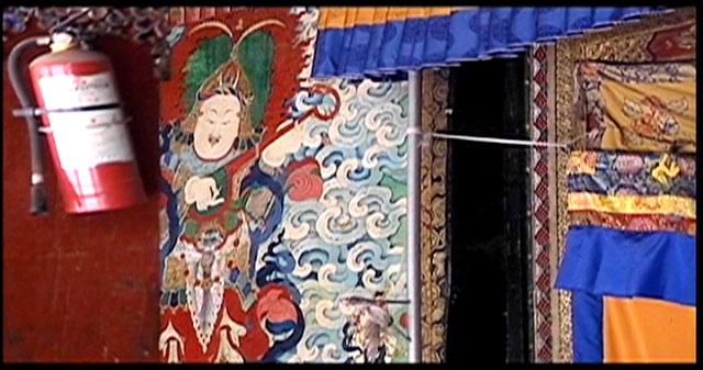 昌都强巴林寺 - 爱你的地方 - 一心一菩提