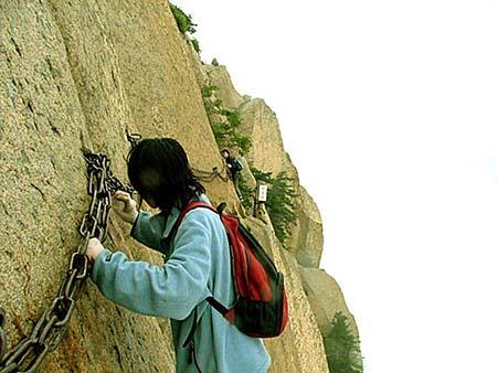 世界上最险的山路 - 乾仓的日志 - 网易博客 - 金铃 - lcg5128 的博客