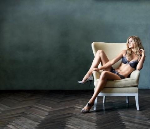 维多利亚的秘密 最新内衣时尚大片 - 五线空间 - 五线空间陶瓷家饰