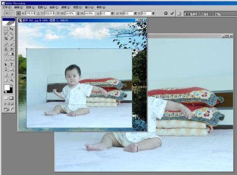 引用 【ps教程】教您把照片和风景融在一起 - zyqnzzyqs - zyqnzzyqs的博客