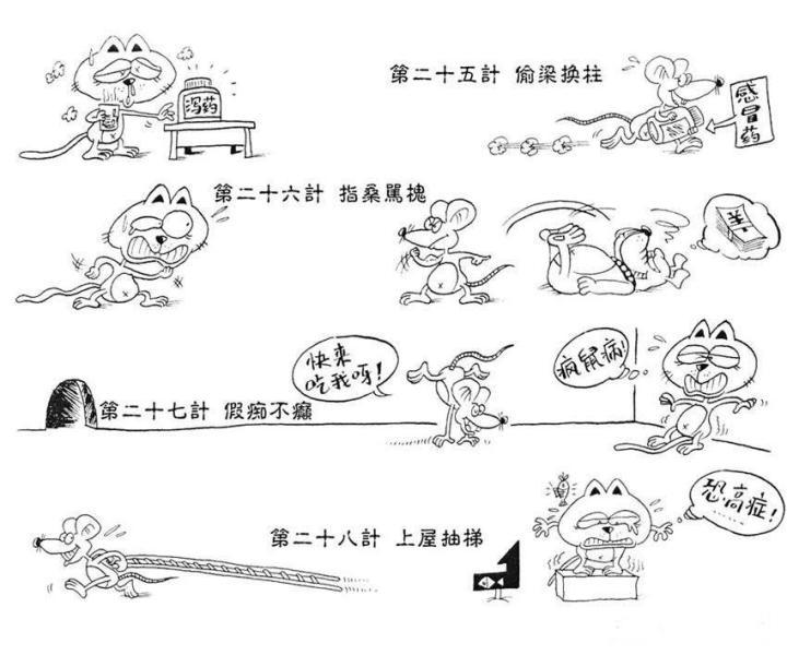 引用 三十六计(图文并茂) - 贝勒爷 - weishan333的博客