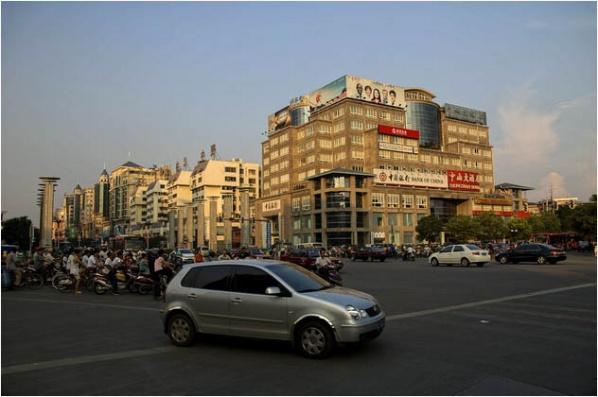 [原]桂林行(3)- 漓江及桂林市内 - Tarzan - 走过大地