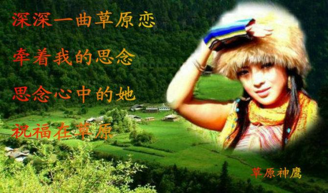 来自草原的天籁之音 - 好运来房產袁维涛 - 建湖县好运来房产13092110009