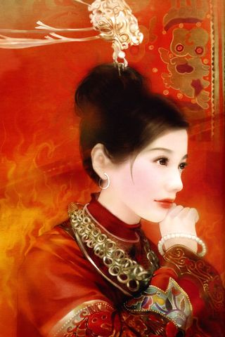 中国古代为什么只选出四大美女 - 月亮船 - 月亮船