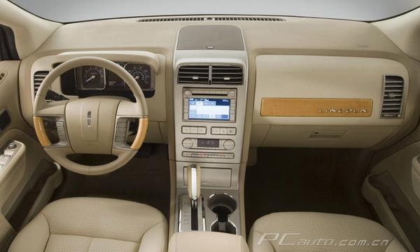 林肯MKX 全进口新版SUV