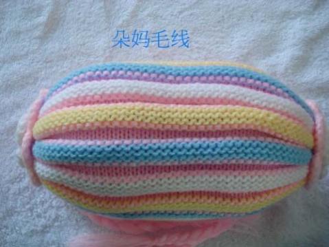 引用 引用 可爱的宝宝的帽子 编织方法 - 霓裳紫衣的日志 - 网易博客 - zhaoxin1515 - zhaoxin1515的博客