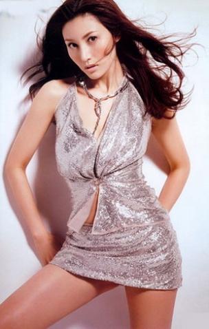 第一美女李嘉欣的美丽之道 - 秀体瘦身 - 金山教你如何边吃边减重