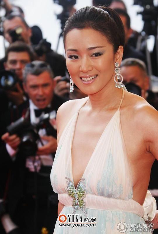 中国历代绝色美女大比拼 巩俐独秀中国五千年