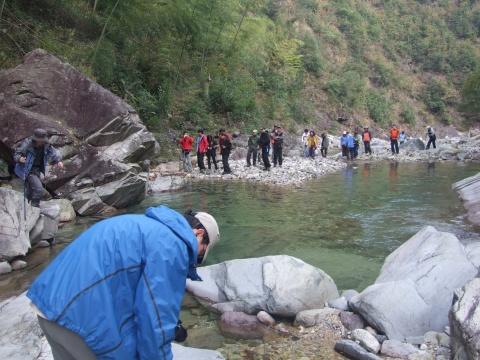 穿越百山祖 - 江上渔者 - 我的博客  江上渔者