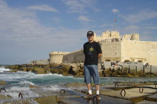 文明的黄昏—埃及印象 - 黑客老鹰 - 我是老鹰的博客