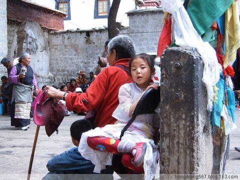我的川藏行44—再次走进小昭寺聆听喇嘛讲经 - 强哥问候 - 强哥问候