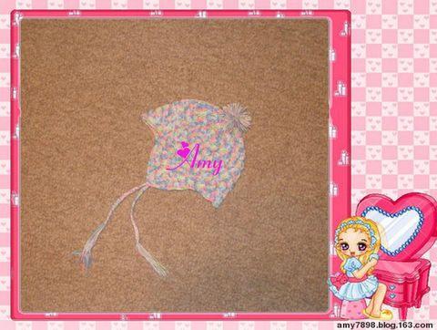 女儿的护耳帽(有说明) -  Amy の 温馨小屋 -