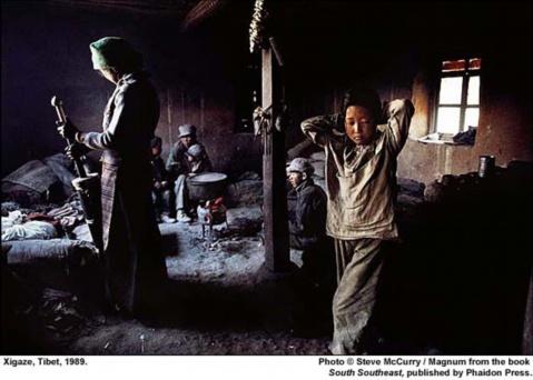 数码摄影欣赏:史蒂夫·麦凯瑞经典作品 - 五线空间 - 五线空间陶瓷家饰