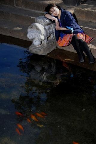 【诱人妹妹摄影】--丽江丽人(一) - 何工 - 学习、社交、生活保健、摄影