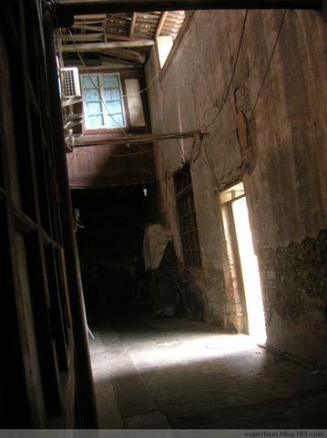 关于老房子的记忆 - 秋千索 - 我爱小清新