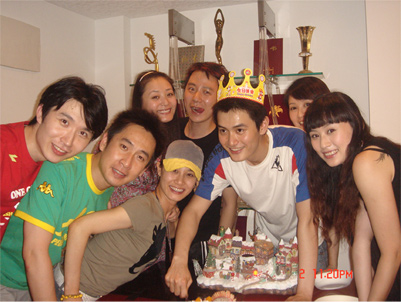 祝我生日快乐 - 王雨 - 王雨 的博客