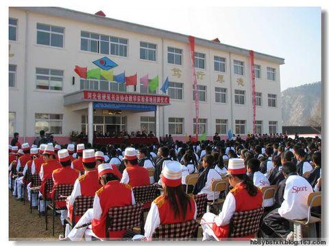 河北省硬笔书法协会首家教学实验基地挂牌 - 艺术家园 - 练艺陶情  以书会友