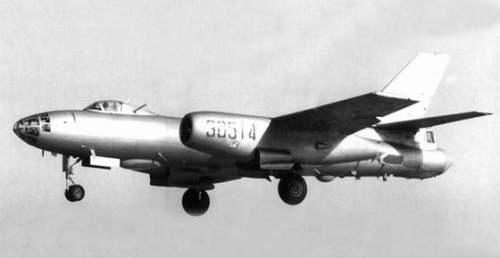 中国轰电-5电子战飞机&nbsp