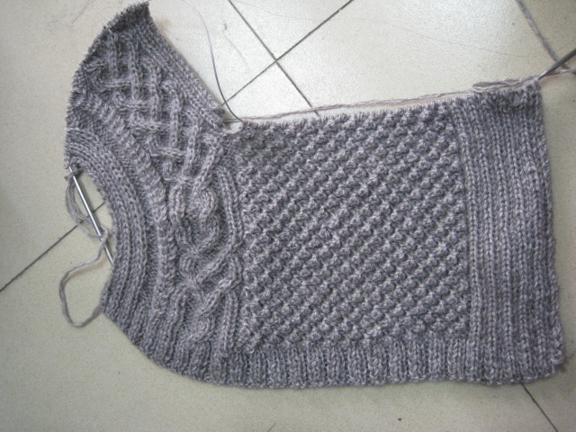 UC第一课程-----更协调的横织衣 - 芙蓉 - 芙蓉的博客