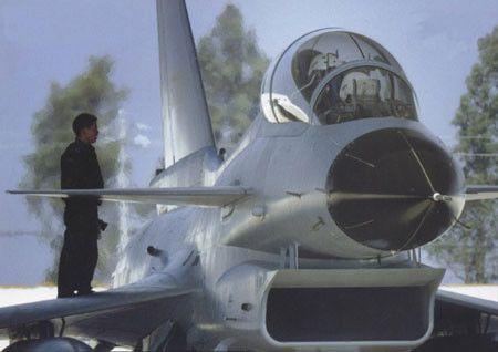 外国人眼中的成飞歼十战机(编辑) - 文静 - 文静的博客