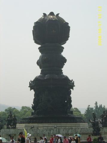 (原创)无锡灵山及三山岛风光摄影(2008.5.17) - 寒山石 - 寒山石的博客