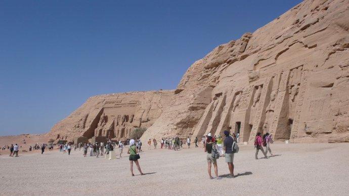埃及行记(4)--拉美西斯二世 - 米兰Lady - 兰笺