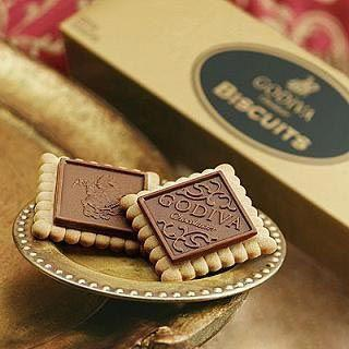Godiva:巧克力中的劳斯莱斯