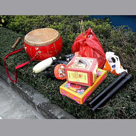 深圳:南澳舞草龙 - 笙歌----客家民俗影像 - 留住渐行渐远的记忆