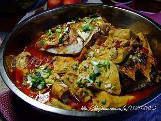 彻底颠覆老妈对淡水鱼的偏见---鲢鱼炖豆腐 - 可可西里 - 可可西里